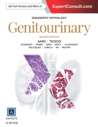 Diagnostic Pathology Genitourinary**Amirsys/Elsevier/Mahul B.Amin/9780323377140**