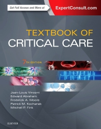 Textbook of Critical Care 7th Ed.**Elsevier/Jean-Louis Vincent/9780323376389**
