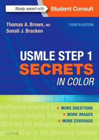 USMLE Step 1 Secrets in Color**9780323396790/Elsevier/Thomas A. /978-0-323-39679-0**