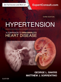 Hypertension**Elsevier/George L.Bakris/9780323429733**
