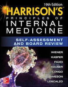 Self-Assessment & Board Review Harrison's Principles of Internal Medicine  19th Ed.**9781259642883**