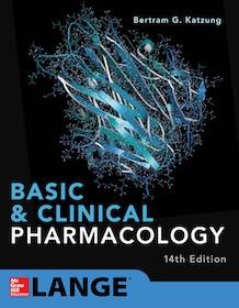 Basic & Clinical Pharmacology**McGraw-Hill/Bertram G. Katzung/9781259641152**