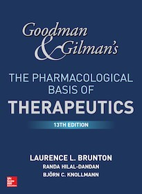 Goodman & Gilman's The Pharmacological Basis of Therapeutics**9781259584732/McGraw-Hil/Laurence L/**