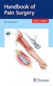 Handbook of Pain Surgery**Thieme/Kim J.Burchiel/9781626238718**