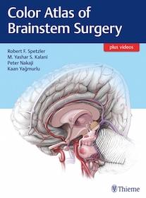Color Atlas of Brainstem Surgery**Thieme/Robert F.Spetzler/9781626230279**
