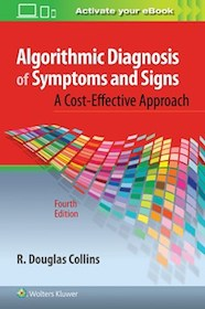 Algorithmic Diagnosis of Symptoms and Signs  4th Ed**9781496362780/Wolters Kl/R.Douglas /978149636**