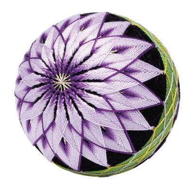 TM-7 オリムパス 手まりキット 古典菊