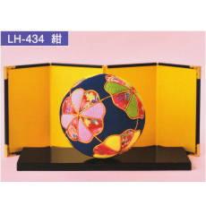 LH-434 きめこみてまり 紺