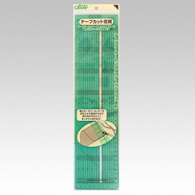 57-924 クロバー テープカット定規