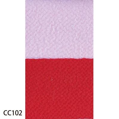 CC102 オリムパス 一越ちりめんカット布 2.5cm角 無地