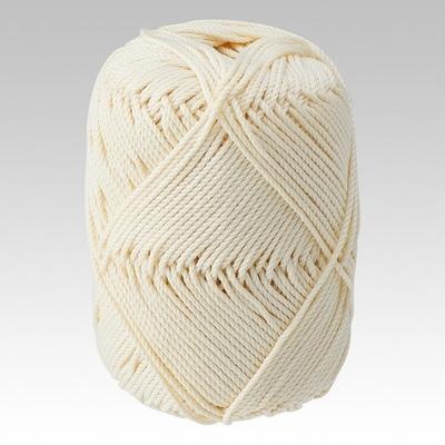 58-134 クロバー 咲きおり用たて糸(太) クリーム