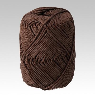 58-138 クロバー 咲きおり用たて糸(太) ブラウン