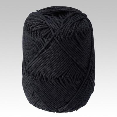 58-139 クロバー 咲きおり用たて糸(太) ブラック