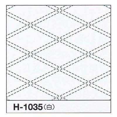 H-1035 オリムパス 花ふきん布パック 襷 (白)