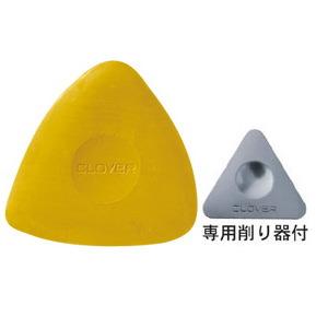 三角チャコ 黄 24-004