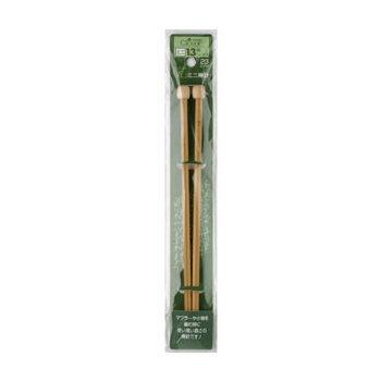 54-263 クロバー 「匠」ミニ棒針2本針(23cm) 13号