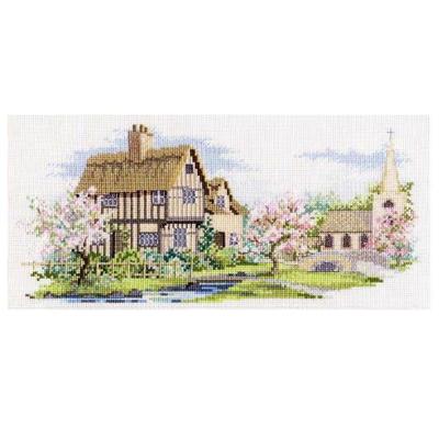 ブロッサム レーン 刺繍キット No.7294