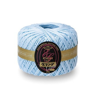 オリムパス レース糸 エミーグランデ ラメ 1玉(25g玉巻)