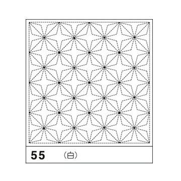 オリムパス 花ふきん布パック 水面の涼 白 H-55