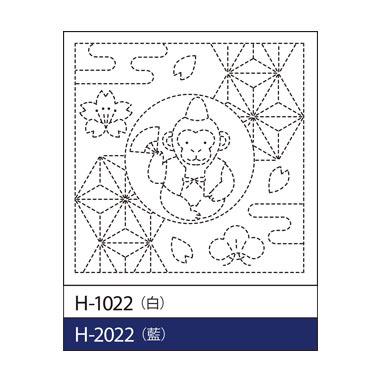 オリムパス 花ふきん布パック 申と麻の葉