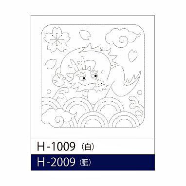 オリムパス 花ふきん布パック 辰と青海波