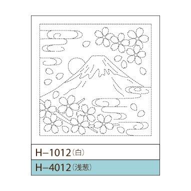 富士と桜 花ふきん布パック