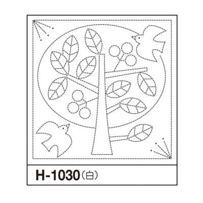 オリムパス 花ふきん布パック ツリー 白 H-1030