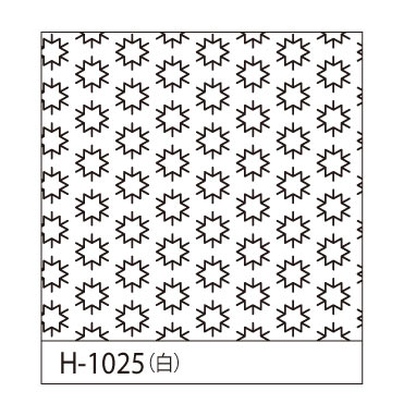 オリムパス 一目刺しの花ふきん布パック こんぺいとう 白 H-1025