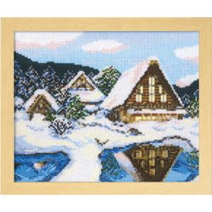No.7389 雪の白川郷