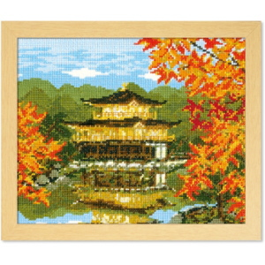 No.7416 秋の金閣寺