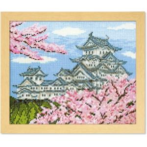 No.7414 春の姫路城