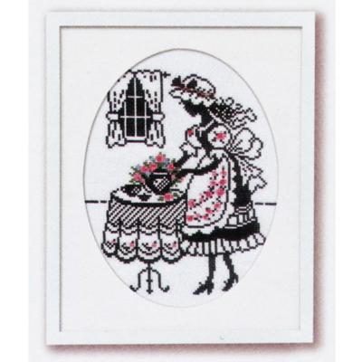 お茶の時間 刺繍キット No.7456