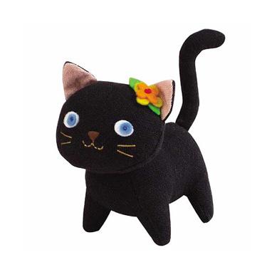 おしゃまな子猫 クロ パッチワークキット PA-451