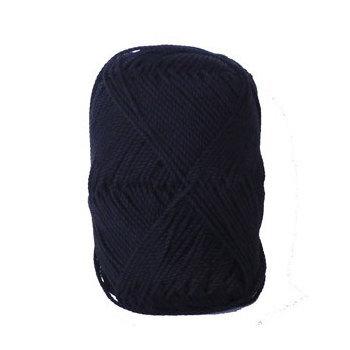 咲きおり用たて糸(太) ブラック 58-139