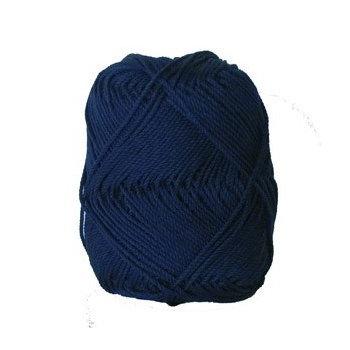 咲きおり用たて糸(太) ブルー 58-136