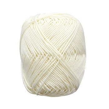 咲きおり用たて糸(太) クリーム 58-134
