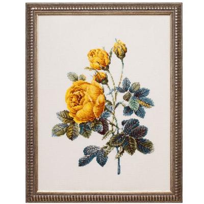ロサ・ヘミスフェリカ 刺繍キット No.804