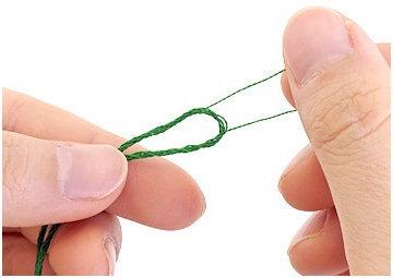 ししゅう糸の扱い方2