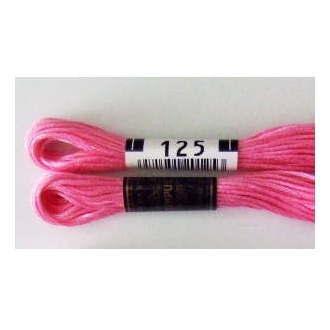 No.125 25番刺しゅう糸 単色