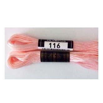 No.116 25番刺しゅう糸 単色