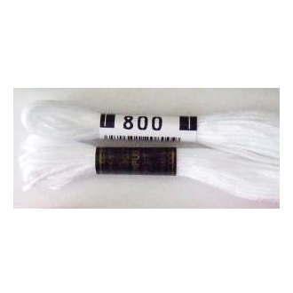 No.800 25番刺しゅう糸 単色