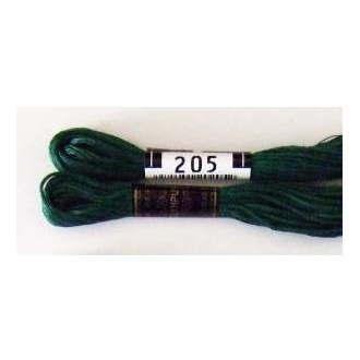 No.205 25番刺しゅう糸 単色