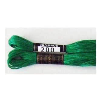 No.200 25番刺しゅう糸 単色