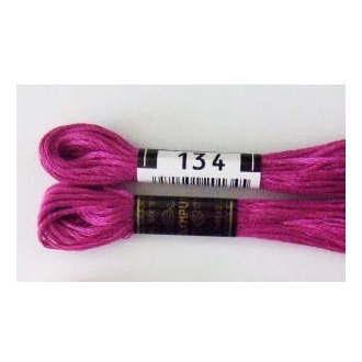 No.134 25番刺しゅう糸 単色