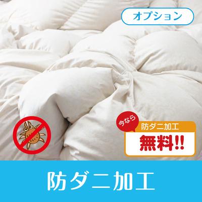 【布団クリーニング】オプション:防ダニ加工
