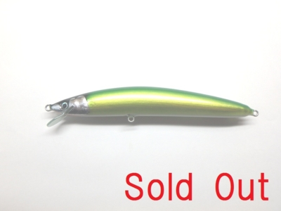Saburou1106LC グリーンチャト金