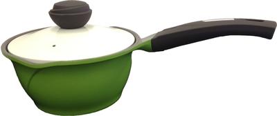 セラミックコート鍋 18cm片手鍋