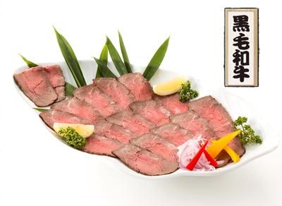 黒毛和牛熟成ローストビーフ(冷凍)