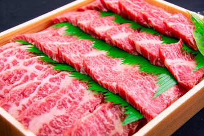 【冷凍】佐賀産和牛バラカルビ焼肉用/(400g/送料無料)