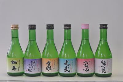 鹿島酒蔵ツーリズム 10周年記念冊子付 6蔵セット ※配送は2021年3月末予定です